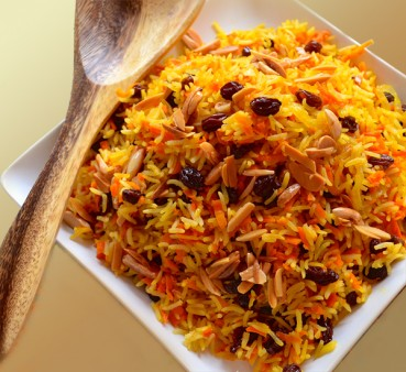 Spicy Indian Recipes – Spiced Rice Pilaf