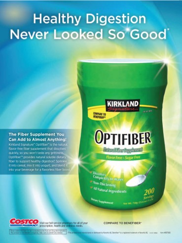 Kirkland Signature™ OptiFiber