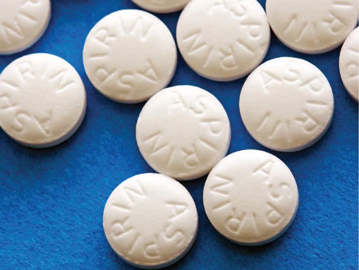 Aspirin, Diabetes & Heart Disease