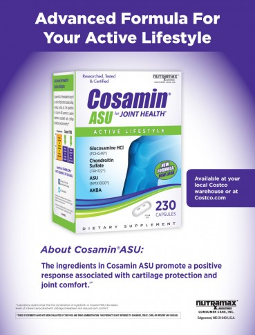 Cosamin ® ASU for Joint Health