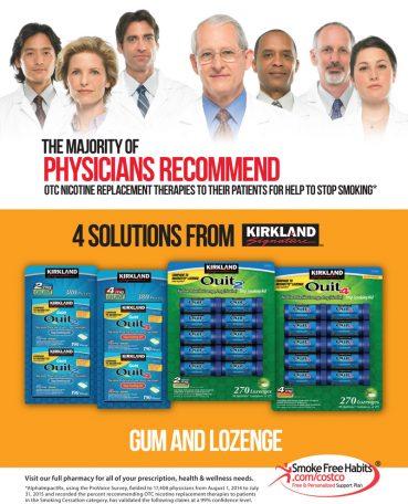 Kirkland Signature Quit: Stop Smoking Aid