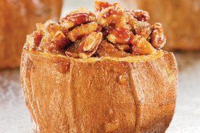 Warm  Winter Sides: Sweet Potato Crowns