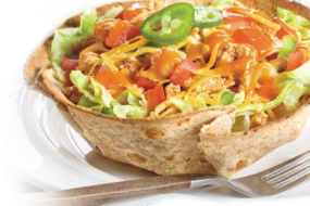 Healthy Guilt-Free Recipes: Guilt-Free Taco Bowl