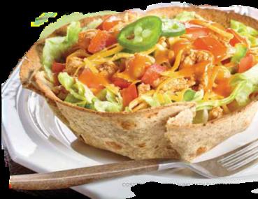 Healthy Guilt-Free Recipes: Guilt-Free Taco Bowl