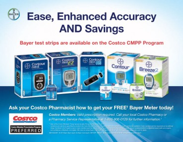 BAYER Contour® next Blood Glucose Monitoring System
