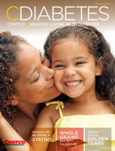 Visit Costco's Healthy Living With Diabetes, Spring  2014 Edition