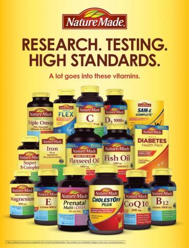 Nature Made® Vitamins