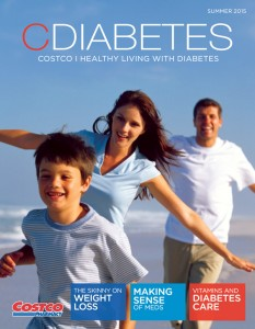 Visit Costco's Healthy Living With Diabetes, Summer 2015