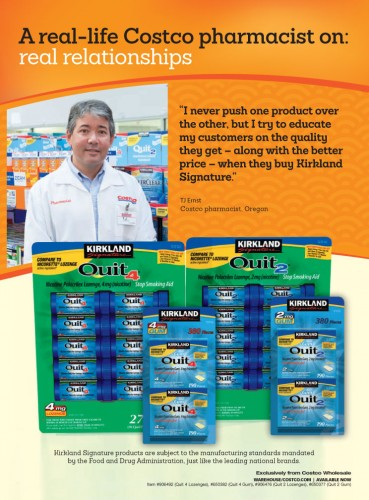 A Real-Life Costco Pharmacist On: Real Relationships