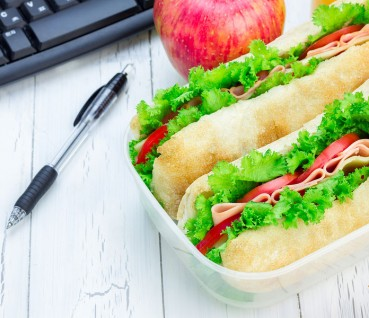 Pack A Healthy Lunch