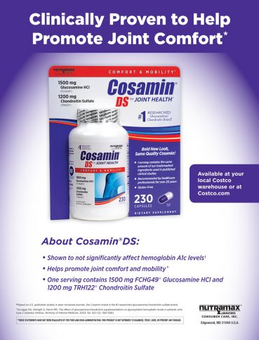 Cosamin ® DS for Joint Health