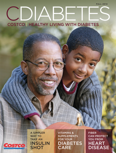 Visit Costco's Healthy Living With Diabetes, Fall 2014