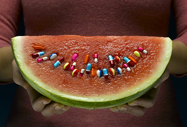 viagra and watermelon