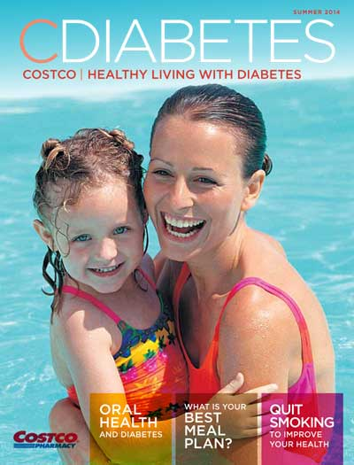 Healthy Living With Diabetes - Summer 2014
