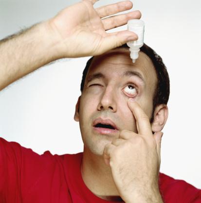 glaucoma medicine