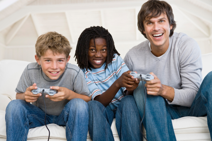 video-games-father-sons