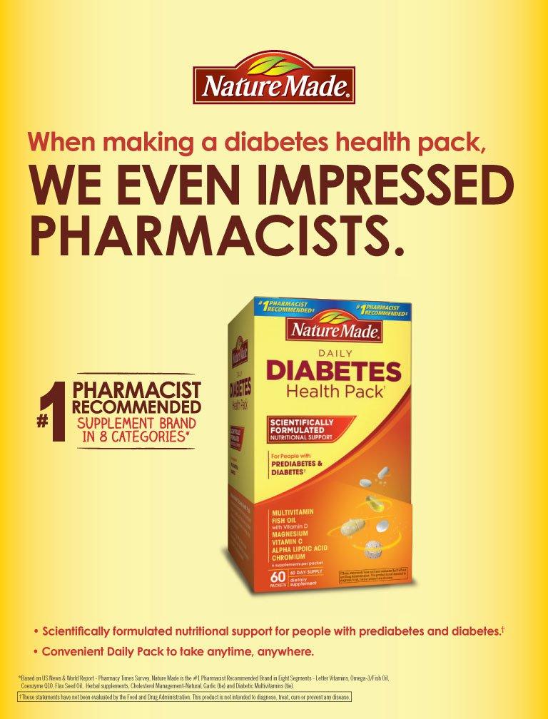 diabetes health pack