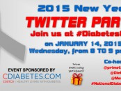 2015 New Year's Twitter Party January 14, 2015