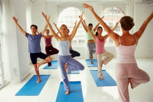 Yoga Can Lower Your Heart Disease Risk
