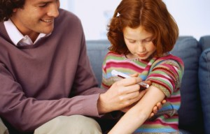 childrens' Insulin Levels May Point to Future Diabetes
