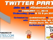 #DiabetesChat Twitter Party February 11, 2015 Transcript