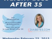 #DiabetesChat January 25, 2015 Twitter Party Transcript