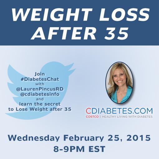#DiabetesChat January 25, 2015 Twitter Party Transcript