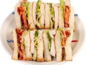 Chicken Carrot Sandwich