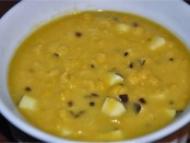 Bengali Dhal (Moshur daal)