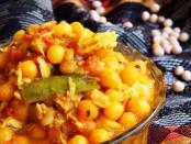Peas Ghugni (Fry)