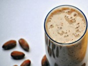 Easy Choco Coffee and Almond Smoothie