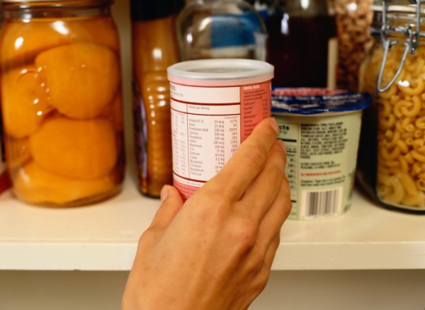 Can Reading Food Labels Help You Get Healthy