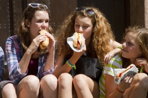 Binge-Eating In Teenage Girls