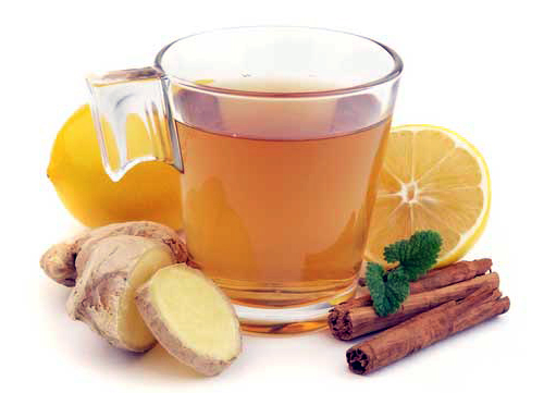 Ginger Lemon Tea with Cinnamon - CDiabetes.com - Cardio and ...