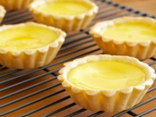 Egg tart- Hong Kong