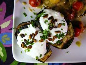 Eggplant with Yogurt