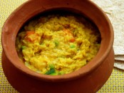 Khichuri (Rice with Lentil and Vegetable)