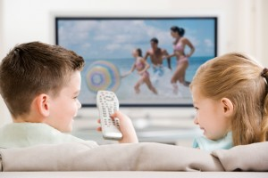 Watching TV May Raise High Blood Pressure Risk In Children