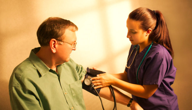 High blood pressure rates have continued to rise