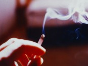Secondhand smoke may raise heart disease risk in children