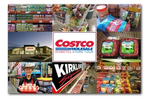 Photo of the front cover of the Costco Diabetes Store Tour