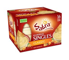Sabra Hummus Singles