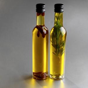 Herbed oils