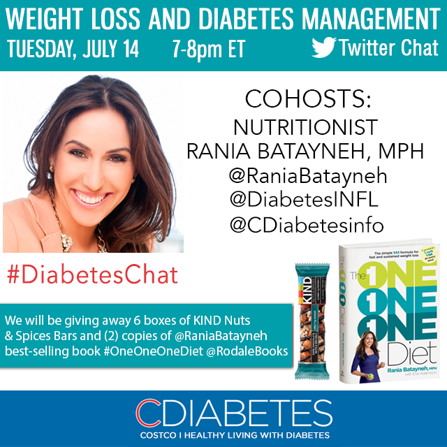 Weight Loss and Diabetes Management