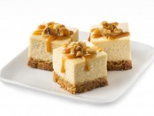 Photo of Caramel Cheesecake Bites with Truvia Brown Sugar Blend and Truvia Baking Blend
