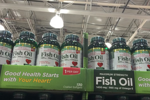 Photo of Nature's Bounty Fish Oil