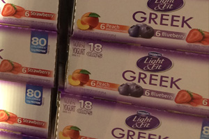 Dannon Light&Fit Greek Yogurt